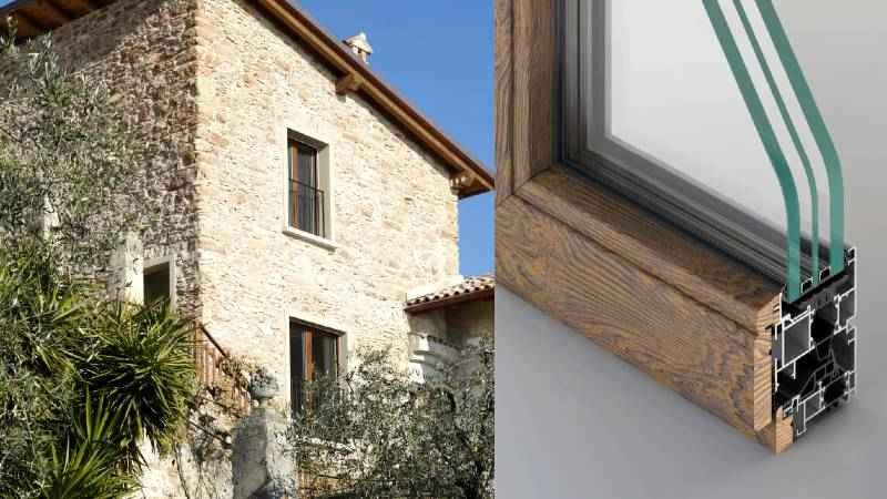 finestre-a-battente-linea-alluminio-legno-Metra