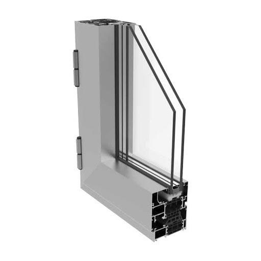 Costi infissi in alluminio colorazioni standard