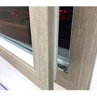 Costi infissi in PVC effetto legno