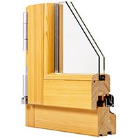 Costi infissi in legno di pino