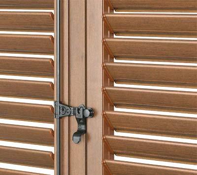 Persiane in legno-alluminio vantaggi e svantaggi