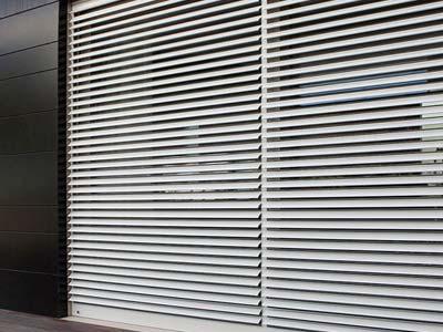 Persiane esterne in PVC a Biella