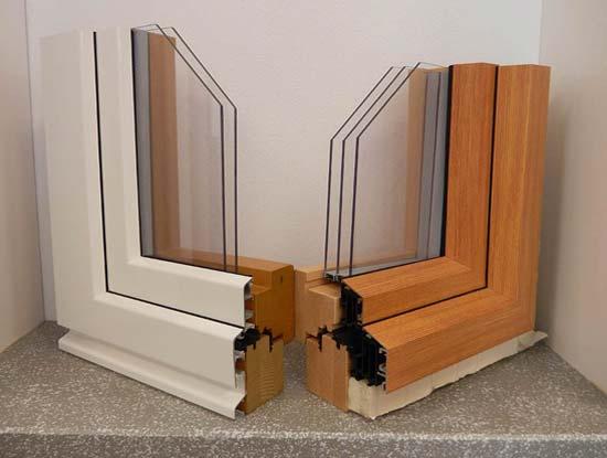 Azienda produttrice serramenti in legno alluminio x esterni interni