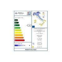 Etichetta energetica infissi PVC