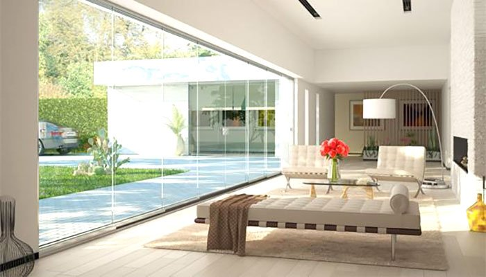 esempio vetro extrachiaro