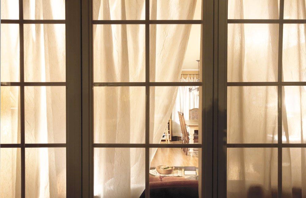 porte finestre in stile inglese in metallo per arredamento stile industriale