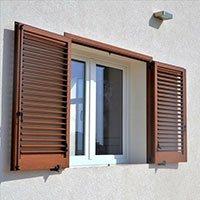finestre monoblocco e persiane