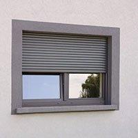 finestra monoblocco con tapparella