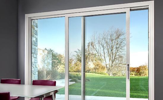 Porte finestre e serramenti in alluminio personalizzate in funzione di esigenza particolare del cliente