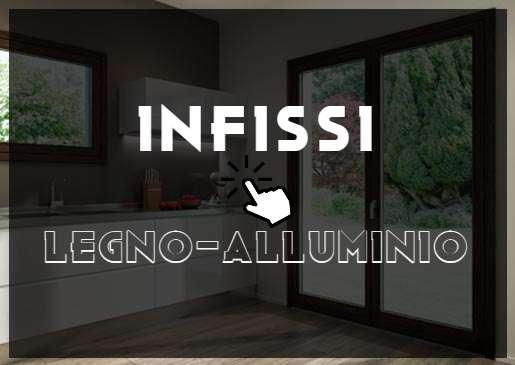 Installazione infissi in legno / alluminio Bologna