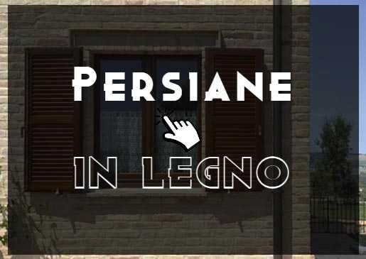 Sostituzione persiane di legno Reggio Emilia