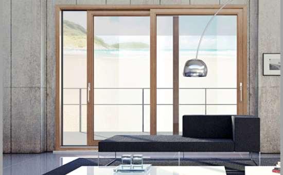Infissi e serramenti in legno e alluminio ad alte prestazioni