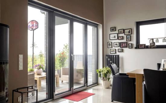 Porte finestre in PVC scorrevole | Posa a Salsomaggiore Terme