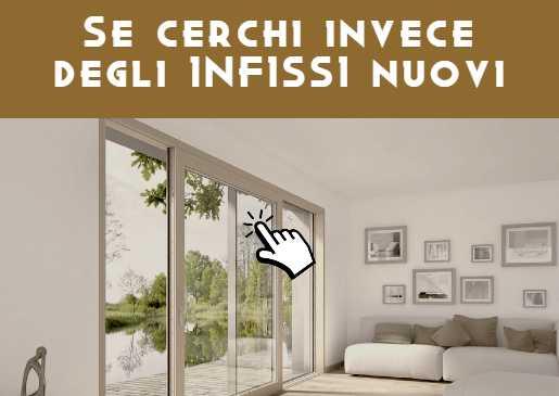 fornitura infissi e serramenti Reggio Emilia
