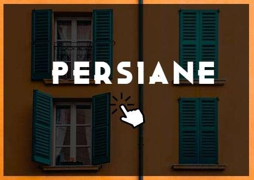 fornitura persiane