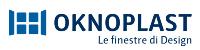 Oknoplast logo azienda produttrice di infissi e serramenti