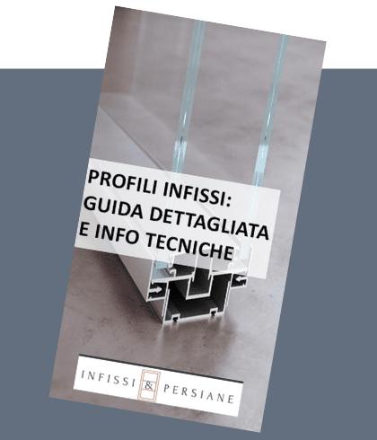 Profili degli infissi: caratteristiche, materiali ed informazioni tecniche | COPERTINA GUIDA